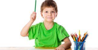 Sou aluno infantil, por que não devo apontar o lápis com estilete?