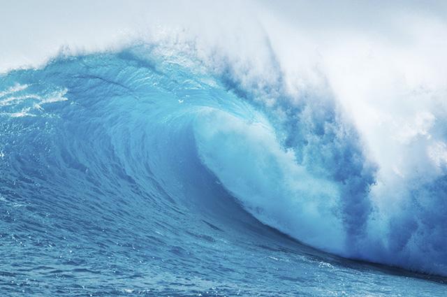 Vários tons de azul foram batizados devido a semelhança com as cores de mares específicos