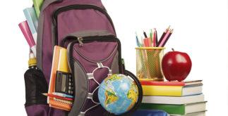 Como organizar a minha mochila escolar