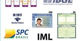 Conheça as siglas mais utilizadas e conhecidas (CPF, RG, CNH, IBGE etc.)