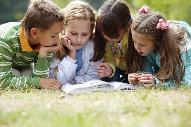 A leitura é uma grande oportunidade de introduzir novos idiomas, culturas e histórias