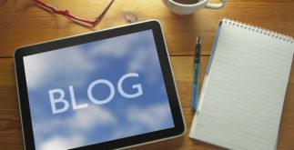 Como fazer texto para blog