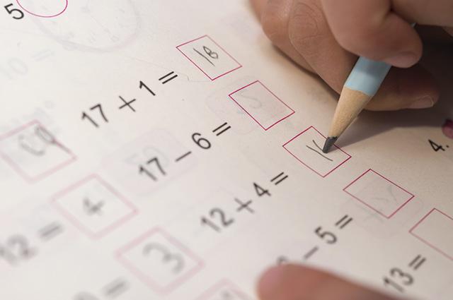 Um dos benefícios de saber a tabuada de subtração é facilitar a resolução de questões matemáticas