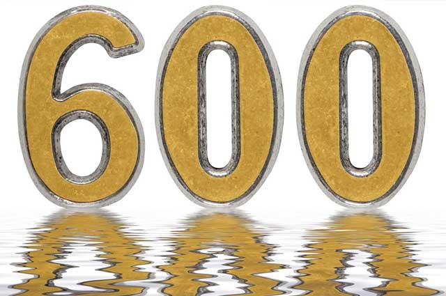 Aprender a escrever por extenso de 600 a 700 garante bom desempenho na matemática e no português