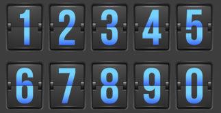 Como escrever por extenso numerais de 200 a 300