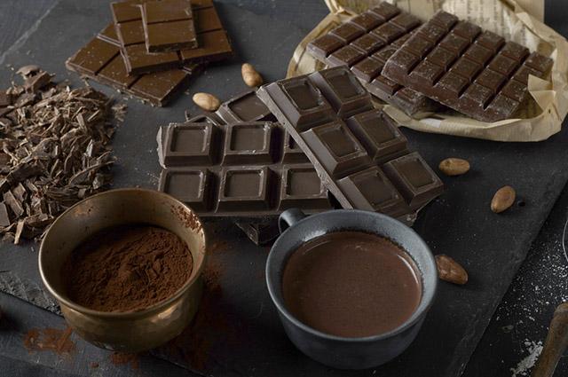 No século 17 o Brasil se tornou o maior produtor de chocolate do mundo