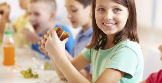 O que comer na escola?