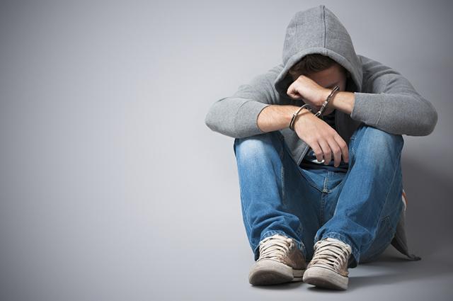 Os jovens são responsabilizados pelos seus atos a partir dos 18 anos