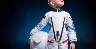 Como ser um astronauta?