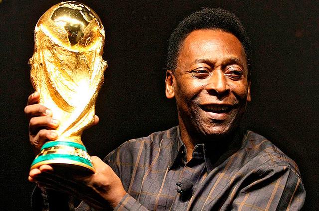 Entre os grandes nomes da seleção brasileira estão Pelé, Garrincha, Romário, Ronaldo e Neymar