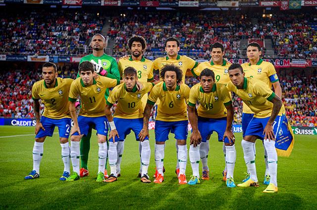 A seleção brasileira é a única do mundo que já foi classificada para todas  as edições 253fdfa7653a4