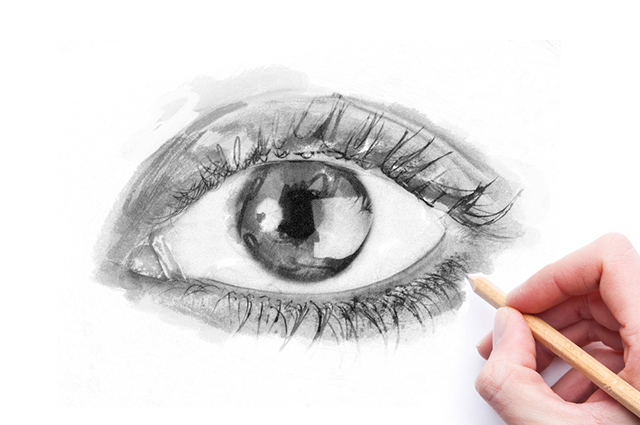 Alguns desenhos são mais fáceis de desenhar como figuras e animais