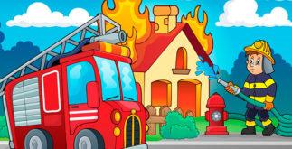 Você sabe o que faz um bombeiro? Descubra!
