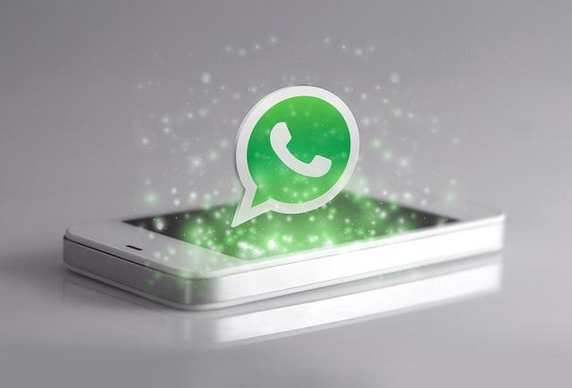 Celular com whatsapp