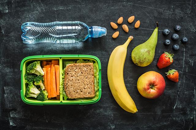 Alimentos saudáveis para lanche
