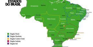 Quais as capitais dos estados do Brasil?