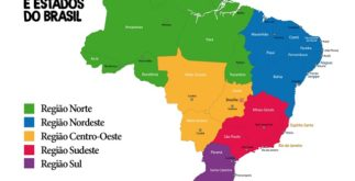 Quantos estados tem o Brasil? Veja a resposta!