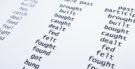 Verbos em inglês: lista com tradução