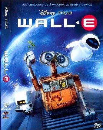 Capa do filme Wall-e