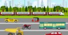 Means of transportation: Meios de transporte em inglês