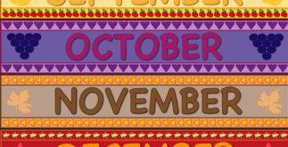 Months: meses em inglês