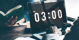Hours: horas em inglês