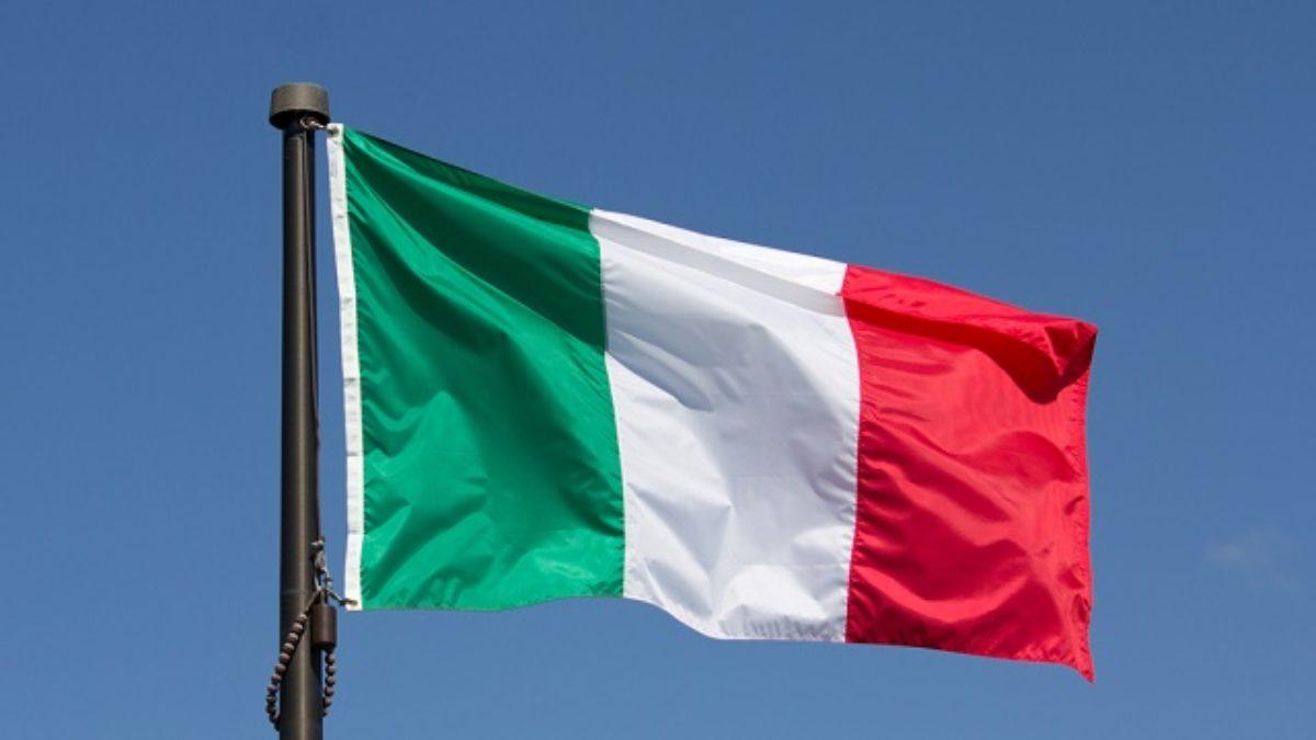 A Primeira Bandeira Do Brasil Republica bandeira da itália: cores e significado - estudo kids