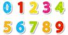 Numbers: números em inglês