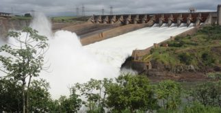 Hidrelétrica no Brasil